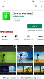 Cara Edit Background Latar Foto Super Cepat di HP Android 10