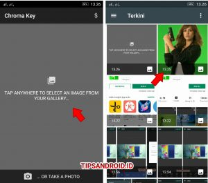 Cara Edit Background Latar Foto Super Cepat di HP Android 11