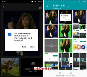 Cara Edit Background Latar Foto Super Cepat di HP Android 13