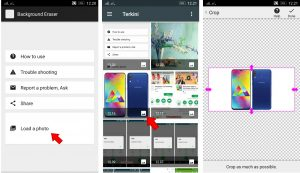 Cara Edit Background Latar Foto Super Cepat di HP Android 2