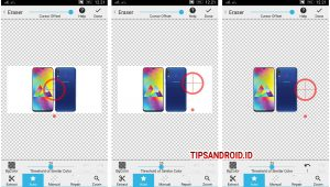 Cara Edit Background Latar Foto Super Cepat di HP Android 3