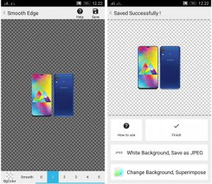 Cara Edit Background Latar Foto Super Cepat di HP Android 4