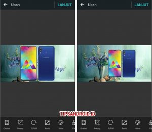 Cara Edit Background Latar Foto Super Cepat di HP Android 8