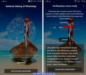 Trik Buat Background Latar WhatsApp Dengan Foto Sendiri di Android 2