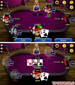 Trik Bermain Game Poker Offline (Tanpa Internet) di HP Android 5
