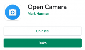 Cara Setting Open Camera Menggunakan Mic External di HP Android