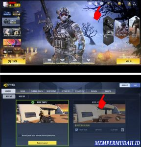 Cara Top Up Call of Duty Mobile di Codashop Android 1