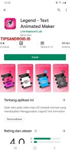 Cara Buat Video Motion Graphic di Smartphone Android 1