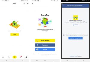 Cara Membagikan Video CocoFun ke Status Whatsapp Android 3