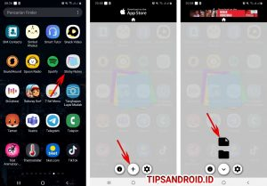 Cara Menampilkan Catatan Melayang di Home Screen HP Android 2