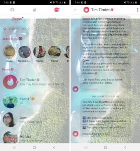 Cara Membuat Background Wallpaper Chat Tinder Transparant 5