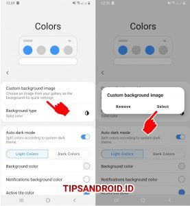 Cara Buat Notification Bar Android Transparant Tanpa Root 5