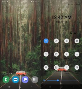 Cara Buat Notification Bar Android Transparant Tanpa Root 7
